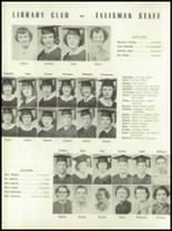 1952 Tift County High School Yearbook Page 68 & 69