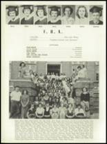 1952 Tift County High School Yearbook Page 74 & 75