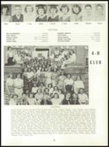 1952 Tift County High School Yearbook Page 76 & 77