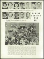 1952 Tift County High School Yearbook Page 78 & 79
