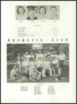 1952 Tift County High School Yearbook Page 80 & 81