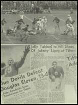 1952 Tift County High School Yearbook Page 96 & 97