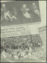 1952 Tift County High School Yearbook Page 98 & 99