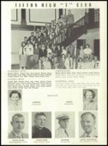 1952 Tift County High School Yearbook Page 102 & 103