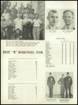 1952 Tift County High School Yearbook Page 106 & 107