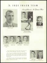 1952 Tift County High School Yearbook Page 108 & 109