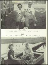 1952 Tift County High School Yearbook Page 116 & 117
