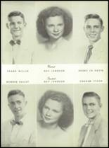 1952 Tift County High School Yearbook Page 118 & 119