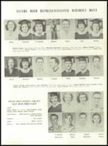 1952 Tift County High School Yearbook Page 122 & 123