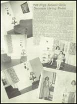 1952 Tift County High School Yearbook Page 126 & 127