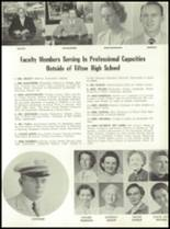 1952 Tift County High School Yearbook Page 128 & 129
