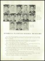 1952 Tift County High School Yearbook Page 130 & 131