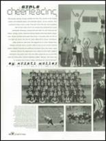 2001 West Hills High School Yearbook Page 86 & 87