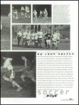 2001 West Hills High School Yearbook Page 92 & 93
