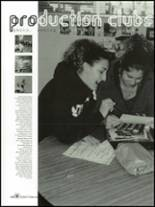 2001 West Hills High School Yearbook Page 134 & 135