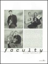 2001 West Hills High School Yearbook Page 160 & 161