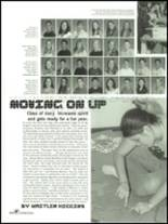 2001 West Hills High School Yearbook Page 166 & 167