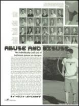 2001 West Hills High School Yearbook Page 174 & 175