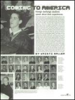 2001 West Hills High School Yearbook Page 178 & 179
