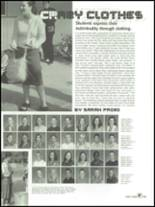 2001 West Hills High School Yearbook Page 186 & 187