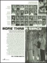 2001 West Hills High School Yearbook Page 190 & 191