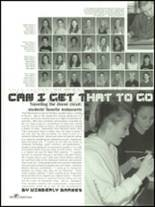 2001 West Hills High School Yearbook Page 198 & 199