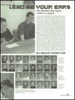 2001 West Hills High School Yearbook Page 202 & 203