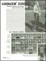 2001 West Hills High School Yearbook Page 204 & 205