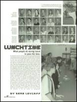 2001 West Hills High School Yearbook Page 206 & 207