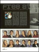 2001 West Hills High School Yearbook Page 234 & 235