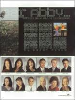 2001 West Hills High School Yearbook Page 252 & 253