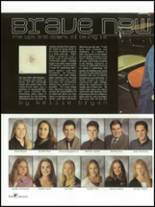 2001 West Hills High School Yearbook Page 258 & 259