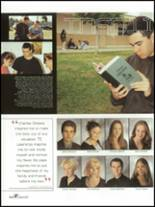 2001 West Hills High School Yearbook Page 260 & 261