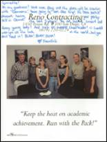 2001 West Hills High School Yearbook Page 276 & 277