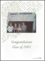 2001 West Hills High School Yearbook Page 282 & 283