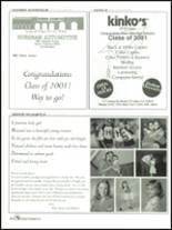 2001 West Hills High School Yearbook Page 286 & 287