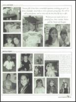 2001 West Hills High School Yearbook Page 294 & 295