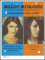 2001 West Hills High School Yearbook Page 324 & 325