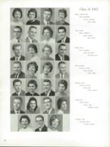 1962 Ashland High School Yearbook Page 46 & 47