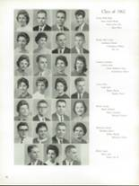 1962 Ashland High School Yearbook Page 50 & 51