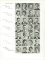1962 Ashland High School Yearbook Page 52 & 53
