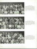 1962 Ashland High School Yearbook Page 66 & 67