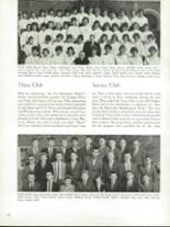 1962 Ashland High School Yearbook Page 90 & 91