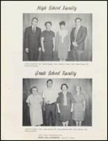 1968 Anatone High School Yearbook Page 10 & 11