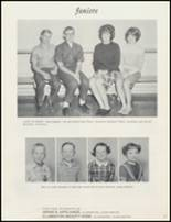 1968 Anatone High School Yearbook Page 20 & 21