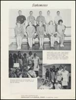 1968 Anatone High School Yearbook Page 24 & 25