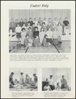 1968 Anatone High School Yearbook Page 28 & 29