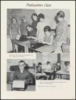 1968 Anatone High School Yearbook Page 38 & 39