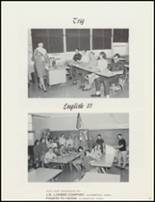1968 Anatone High School Yearbook Page 44 & 45