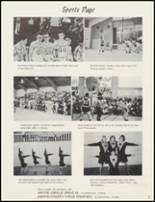 1968 Anatone High School Yearbook Page 50 & 51